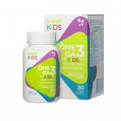 B-WELL OMEGA 3 PRO KIDS OIL 30 CAPSULAS