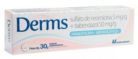 DERMS POMADA 30G
