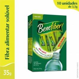 BENEFIBER NUTRIOSE  10 SACHES DE 3,5G