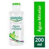 SIMPLE AGUA MICELAR 200ML