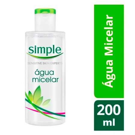 SIMPLE AGUA MICELAR 200ML