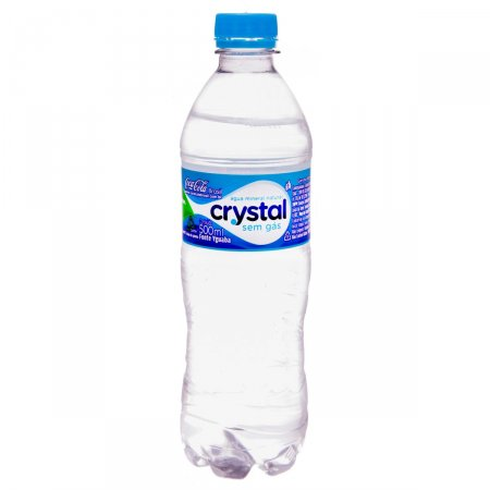 CRYSTAL AGUA  SEM GAS 500 ML