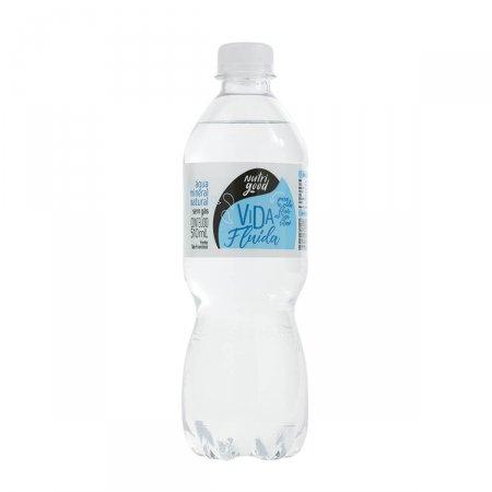 Água Mineral Natural Nutrigood Sem Gás 510ml   Drogasil.com