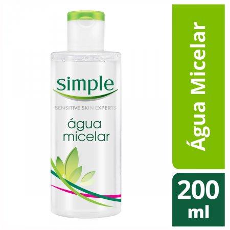 Água Micelar Simple