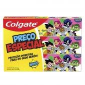 Kit Gel Dental Colgate Teen Titans Go!