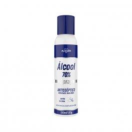 AEROFLEX ALCOOL SPRAY ANTISSEPTICO 150ML