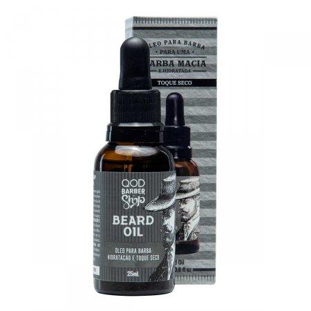 Óleo para Barba QOD Babear Shop Beard Oil  25ml | Drogasil.com Foto 1
