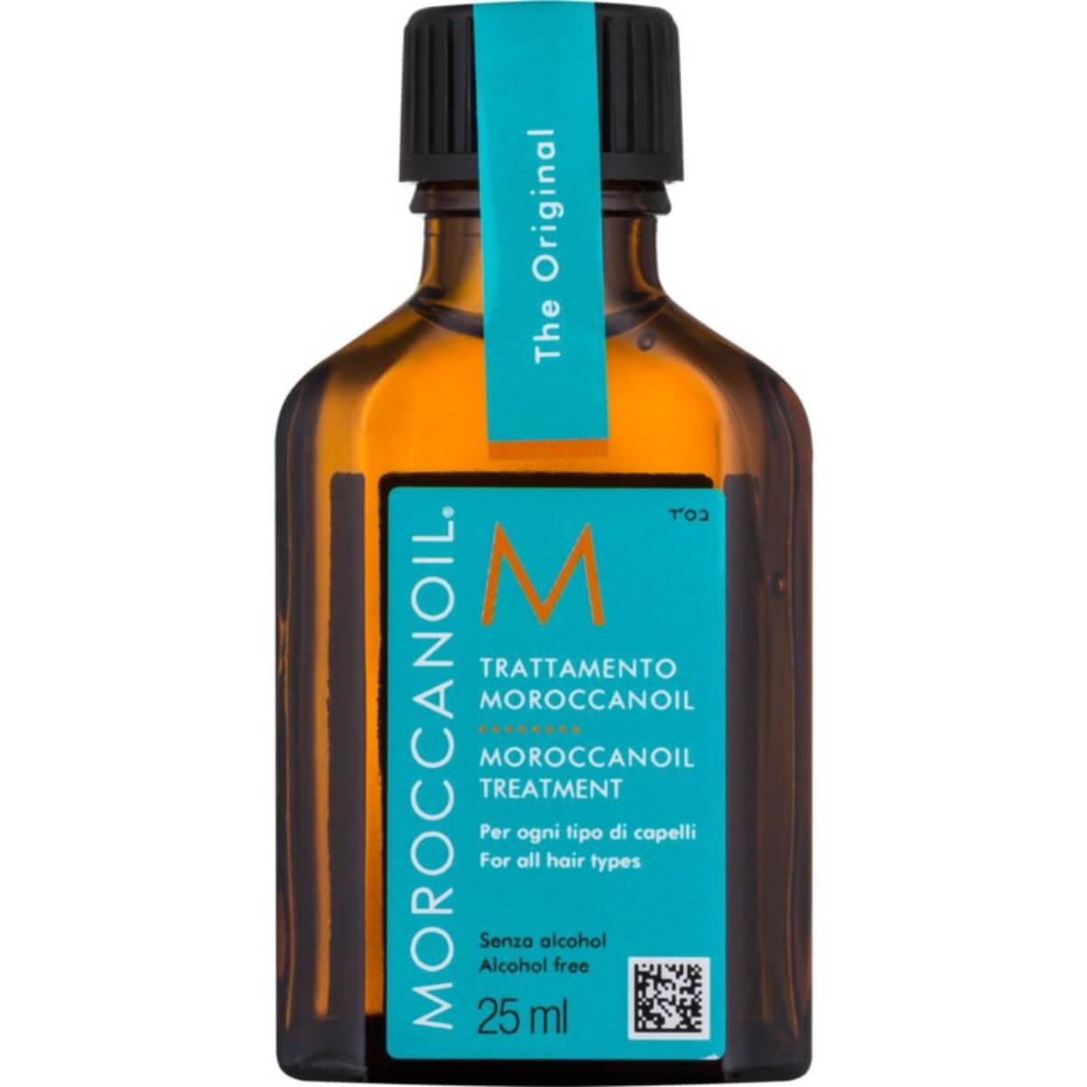 Óleo Capilar de Tratamento Moroccanoil Sem Álcool com 25ml 25ml