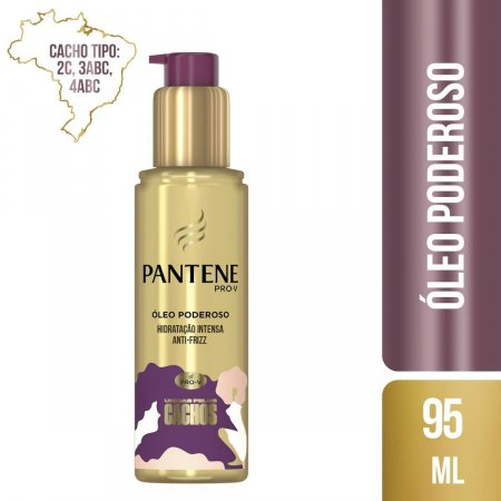 PANTENE UNIDAS PELOS CACHOS OLEO 95ML