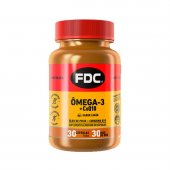 FDC OMEGA 3 + COQ 10 30 CAPSULAS