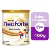 NEOFORTE LEITE INFANTIL BAUNILHA 400G