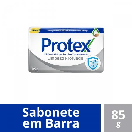 PROTEX SABONETE LIMPEZA PROFUNDA ORIGINAL 85G