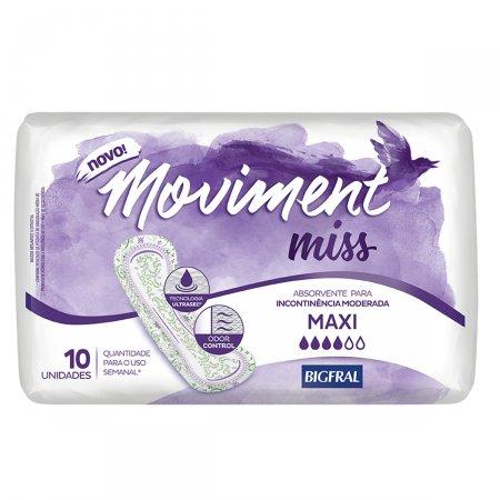 Absorvente Moviment Miss Maxi