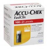 Lancetas Accu-Chek Fastclix