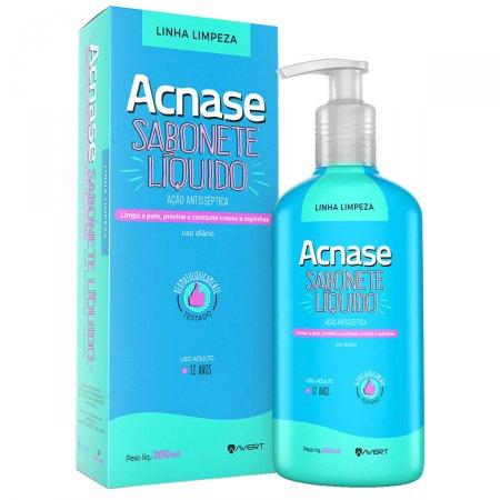 Sabonete Líquido Antiacne