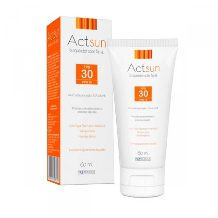 Protetor Solar Facial FPS 30