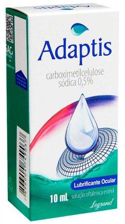 ADAPTIS COLIRIO 0,5% SOLUCAO OFTMALMICO 10ML
