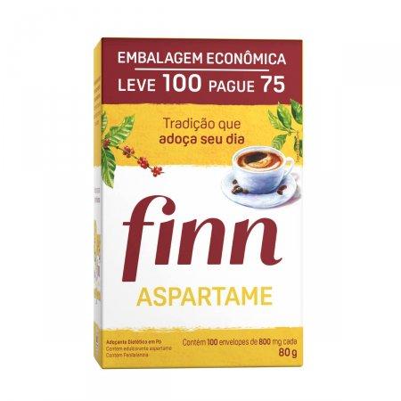 FINN ADOCANTE PO ASPARTAME LEVE 100 PAGUE 75