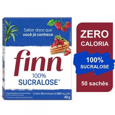 FINN SUCRALOSE COM 50 ENVELOPES