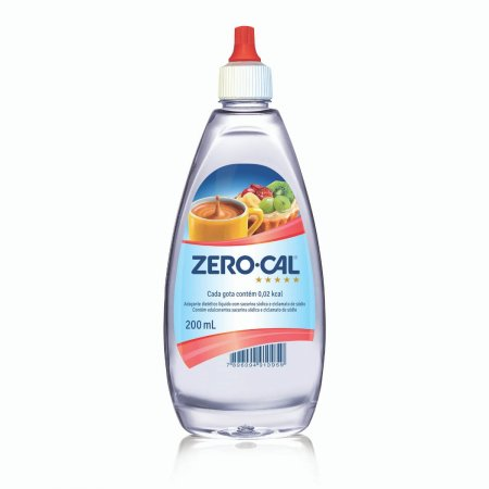 Adoçante Líquido Zero-Cal