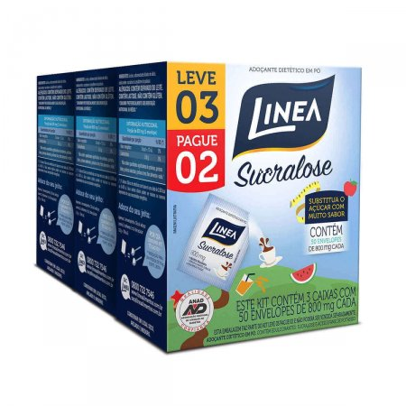 LINEA ADOCANTE C/50 ENVELOPES 8G LEVE 3 PAGUE 2