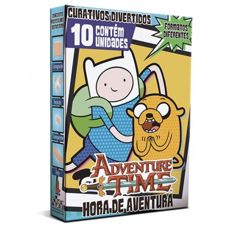 Curativo Cartoon Hora de Aventura
