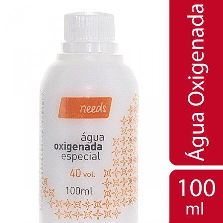 Água Oxigenada Needs 40 Volumes 100ml | Drogasil foto 2