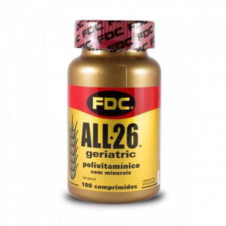 All 26 Geriatric FDC