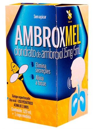 AMBROX MEL 3MG 120ML