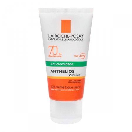 Protetor Solar Anthelios Airlicium Antioleosidade FPS70