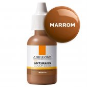 ANTHELIOS COLOR DOSE MARROM 17ML