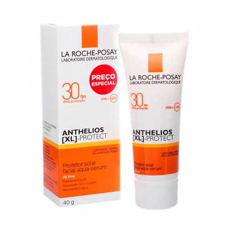 Protetor Solar Facial Anthelios XL FPS30