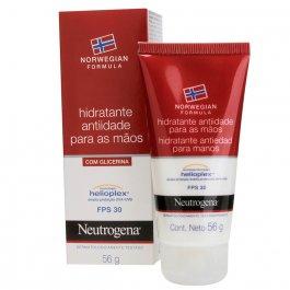 Hidratante Anti-Idade para Mãos Neutrogena Norwegian Formula FPS 30 com 56g