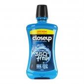 Antisséptico Bucal Closeup Ice Proteção 360° Fresh