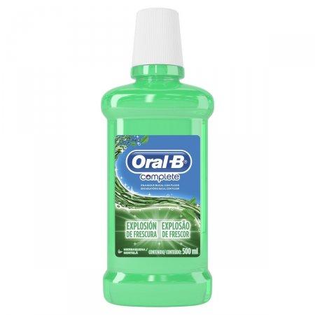 Antisséptico Bucal Oral-B Complete Hortelã