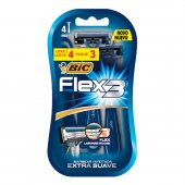 BIC BARBEADOR FLEX3 LEVE 4 PAGUE 3