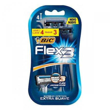 Aparelho de Barbear Bic Flex 3