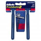 Aparelho de Barbear Gillette Prestobarba