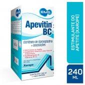 APEVITIN BC SOLUCAO 240 ML