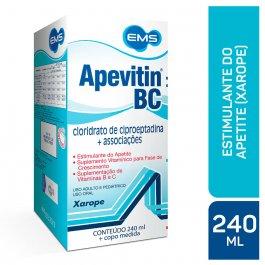 Apevitin BC Xarope com 240ml