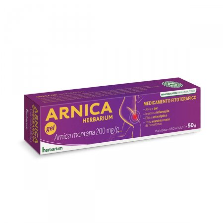 HERBARIUM ARNICA GEL 200MG/G      30 GRAMAS