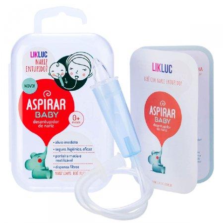 Aspirador Nasal para Bebês Aspirar Baby