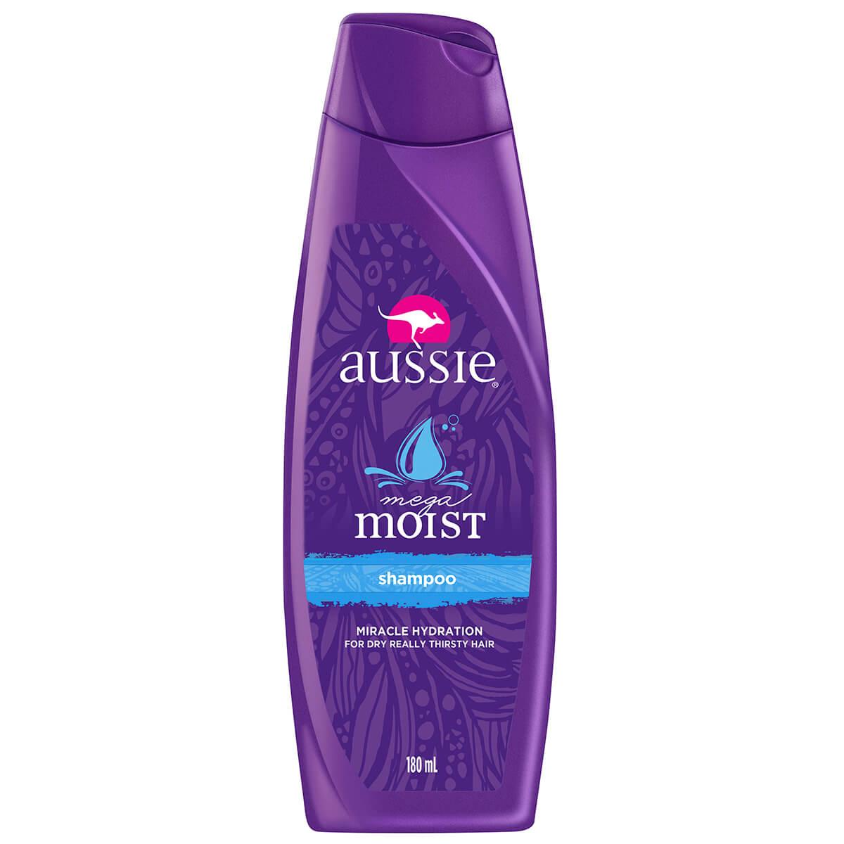 Shampoo Hidratante Aussie Moist com 180ml 180ml