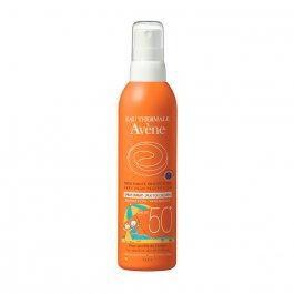 Protetor Solar Spray Avène Infantil FPS50