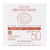 Protetor Solar Compacto e Maquiagem Avène FPS50 Cor Bege Escuro