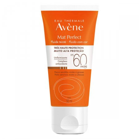 Avene Mat Perfect Fluído com Cor FPS60