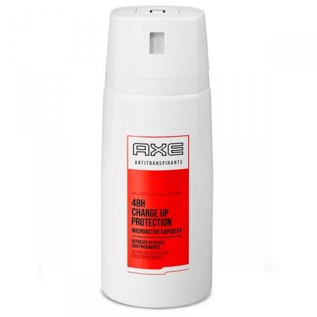 Desodorante Antitranspirante Aerosol Axe Adrenaline