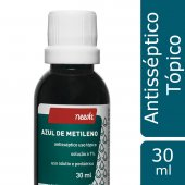 NEEDS AZUL DE METILENO ANTISSEPTICO PARA USO TOPICO COM 30ML