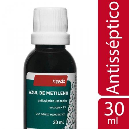 Antisséptico Needs Azul de Metileno 1%