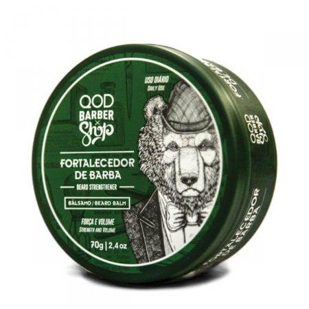 Bálsamo Fortalecedor de Barba QOD Barber Shop 70G   Drogasil.com Foto 2